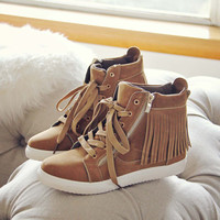 The Moccasin Sneakers