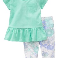Old Navy Tunic & Leggings Sets For Baby