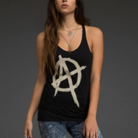Anarchy Racerback Tank Top