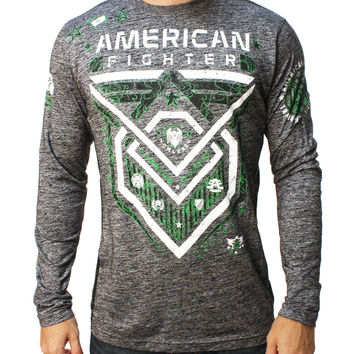 American Fighter Men's Kendrick Topographic Graphic T-Shirt