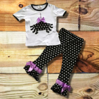 Polka Dot Spider Outfit