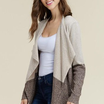 Cozy By The Fireplace Cardigan