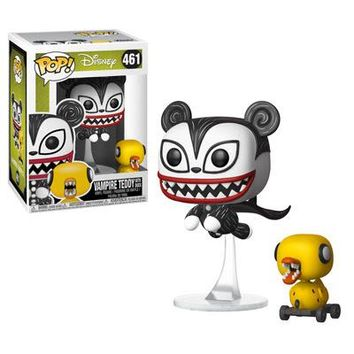 Vampire Teddy with Undead Duck Funko Pop! Disney Nightmare Before Christmas 25th Anniversary