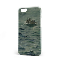 Oil Painting Helplessness iPhone 7 7Plus & iPhone se 5s 6 6 Plus Case Cover