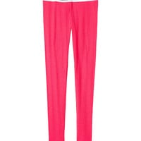 Ribbed Logo Legging - Victoria's Secret