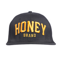 TEAM 8 LOGO HAT – HONEY BRAND