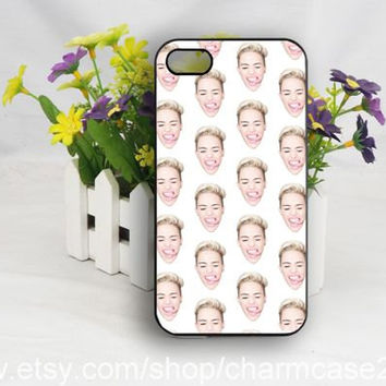 Miley Cyrus iPhone 4s case,Miley Cyrus phone case,samsung galaxy s3/s4/s5 case,iphone 4/4s case,iphone 5/5s/5c case,Personalized