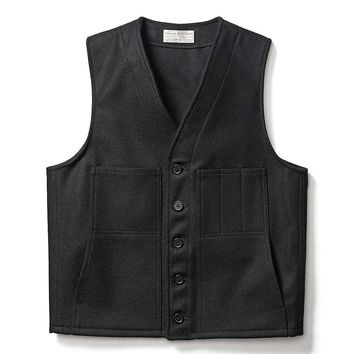 Filson Alaska Fit Wool Mackinaw Vest - Men's