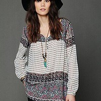 Free People Clothing Boutique > India Print Tunic