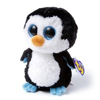 Ty Beanie Boos Waddles the Penguin  | Claire's