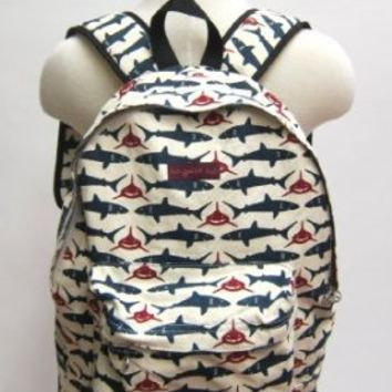 Bungalow360 Shark Backpack