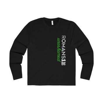 Unashamed - Romans 1:16 - Men's Shirt