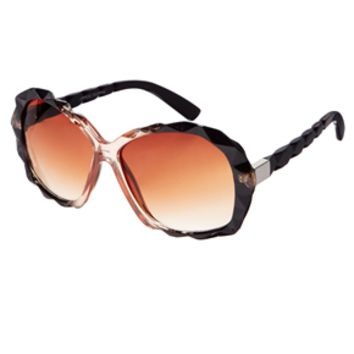 Jeepers Peepers Zaffran Sunglasses - Brown