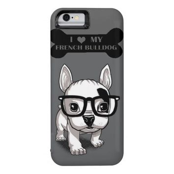 """French Bulldog"" IPHONE 6 BATTERY CASE"