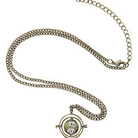 Harry Potter Interchangeable Multi Charm Necklace