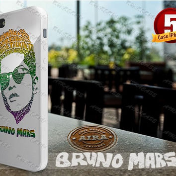 Bruno Mars Case for Iphone 4, 4s, Iphone 5, 5s, Iphone 5c Case, Samsung Galaxy S3, S4, S5, Galaxy Note 2, Note 3