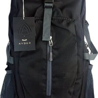 Casual Oxford Fabric Men's Waterproof Hiking Travel Backpack 40l