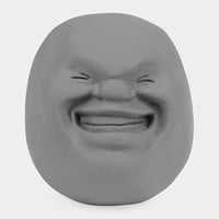 Face of the Moon Stress Ball