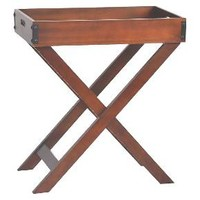 Threshold™ Accent Tray Table - Brown : Target