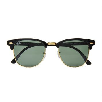 Ray Ban Iconic Clubmaster Sunglasses - Sunglasses - Accessories | Shop for Men's clothing | The Idle Man