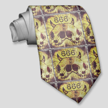 Occult neckties by Shayne of the Dead