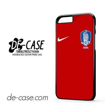 South Korea Soccer Jersey For Iphone 6 Iphone 6S Iphone 6 Plus Iphone 6S Plus Case Pho