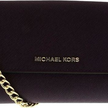 DCCK2JE MICHAEL Michael Kors Women's Jet Set Large Phone Cross Body Bag