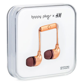 H&M In-ear Headphones $29.99