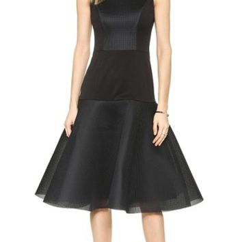 Black Halo Vogue Dress