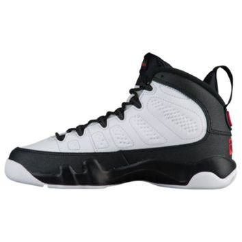 Jordan Retro 9 - Boys' Grade School at Champs Sports