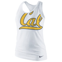 Cal Bears Nike Women's TriBlend Tank - Clothing