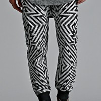 Mishka Craven Archetype Jogger Pants - Mens Pants - Black - Medium