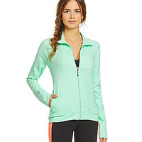 Gianni Bini Quinn Jacket - Crystal