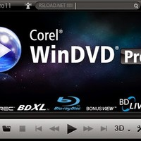 Corel WinDVD Pro 11.7 Crack and Activation Code Download