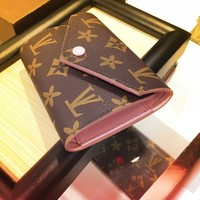 Ladies Wallet Leather Purse [11877148819]