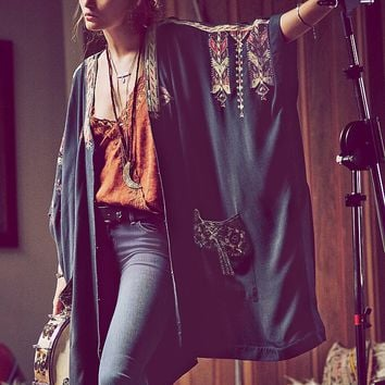 Free People Limited Edition Vaille Kimono