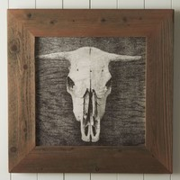 Shorthorn Wall Art - VivaTerra