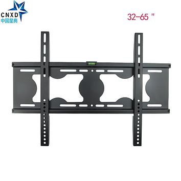 CNXD Fixed TV Wall Mount Universal TV Wall Stand Bracket  TV Holder for Most 32 ~ 65 Inch HDTV Flat Panel TV