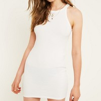 UO Girlfriend Racerback Mini Dress | Urban Outfitters