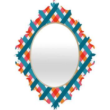 Caroline Okun Franklin Baroque Mirror