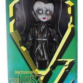 "Living Dead Dolls Lost In Oz Bride of Valentine as Tin Man 10"" Doll"