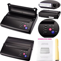 Tattoo Stencil Transfer Flash Copier Thermal Hectograph Printer Machine Economy*