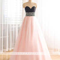 2014 Ball Gown Prom Dress Long Homecoming Dress Long Prom Dress Formal Dress celebrity Dress