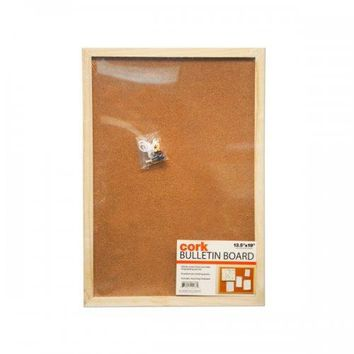 Cork Bulletin Board (pack of 4)