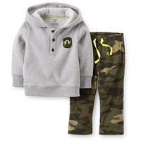 Baby Boy (3-9M) Carter's Camouflage Pant Set | Boscov's