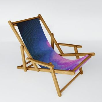 Curvy Sling Chair by duckyb