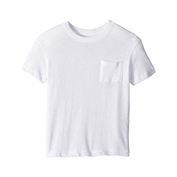 Chaser Kids Cotton Jersey Short Sleeve Pocket Tee (Toddler/Little Kids)