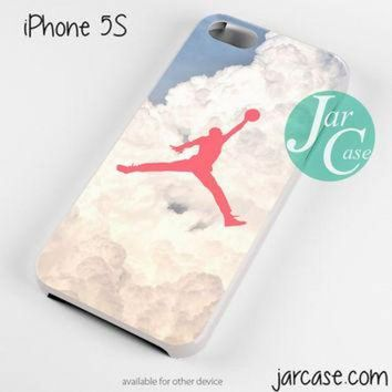 DCKL9 Air Jordan Sky Phone case for iPhone 4/4s/5/5c/5s/6/6 plus