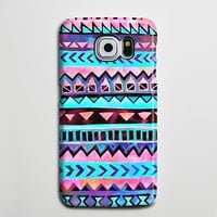 Tribal Aztec Ethnic iPhone XS Max Case Galaxy S8 Plus Case  Case Samsung Galaxy Note 5 Case s6-041
