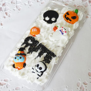 iPhone 6 Decoden Spooky Cute Case